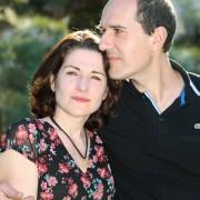Alexandra et Benoit Amsallem